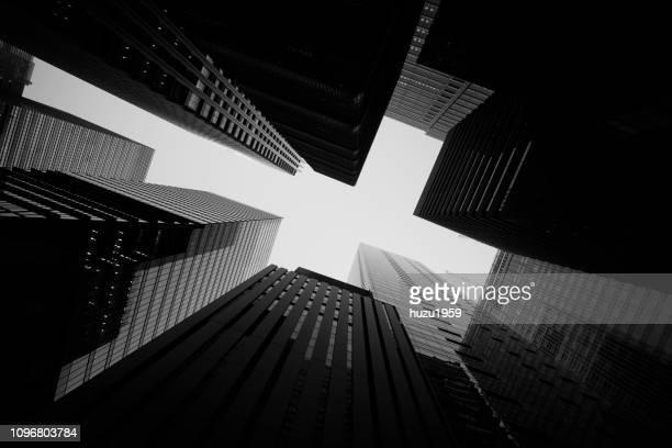 tokyo buildings at dusk - 安定 ストックフォトと画像