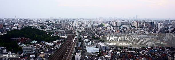 Tokyo city scape