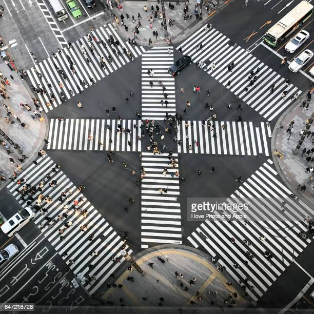 tokyo city view - ginza stock pictures, royalty-free photos & images