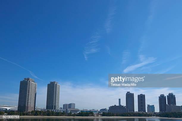 Tokyo Cityscape, Tokyo, Japan