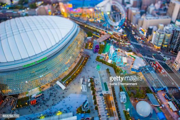 Tokyo Dome Diorama