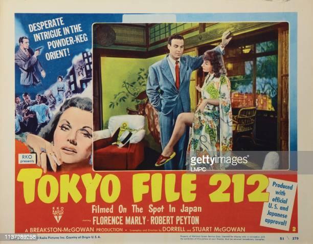 Robert Peyton Florence Marly 1951