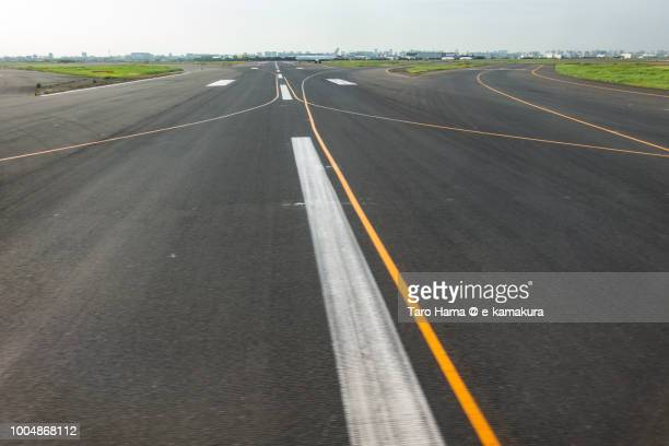 Tokyo Haneda International Airport in Japan