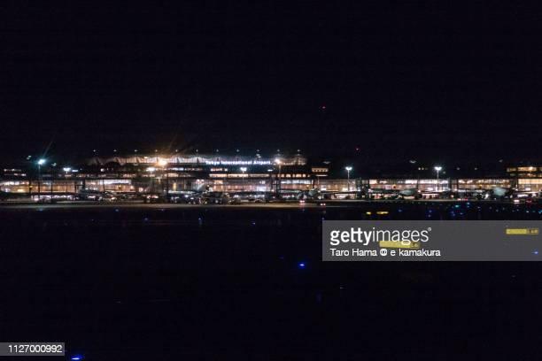 Tokyo Haneda International Airport (HND) in Japan