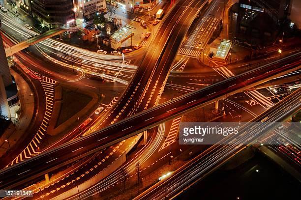 東京の highway