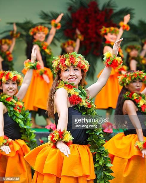 Tokyo Hula Festa 2015 in Ikebukuro