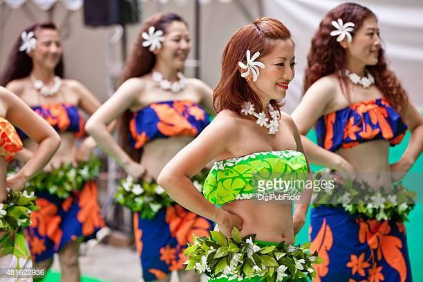 Tokyo Hula Festa in Ikebukuro 2015