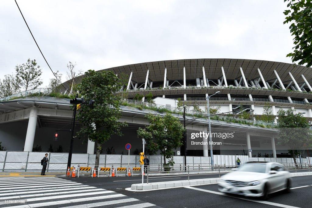 Tokyo 2020 2nd World Press Briefing : ニュース写真