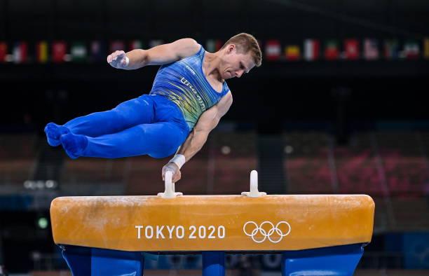 JPN: Gymnastics - Artistic - Olympics: Day 1