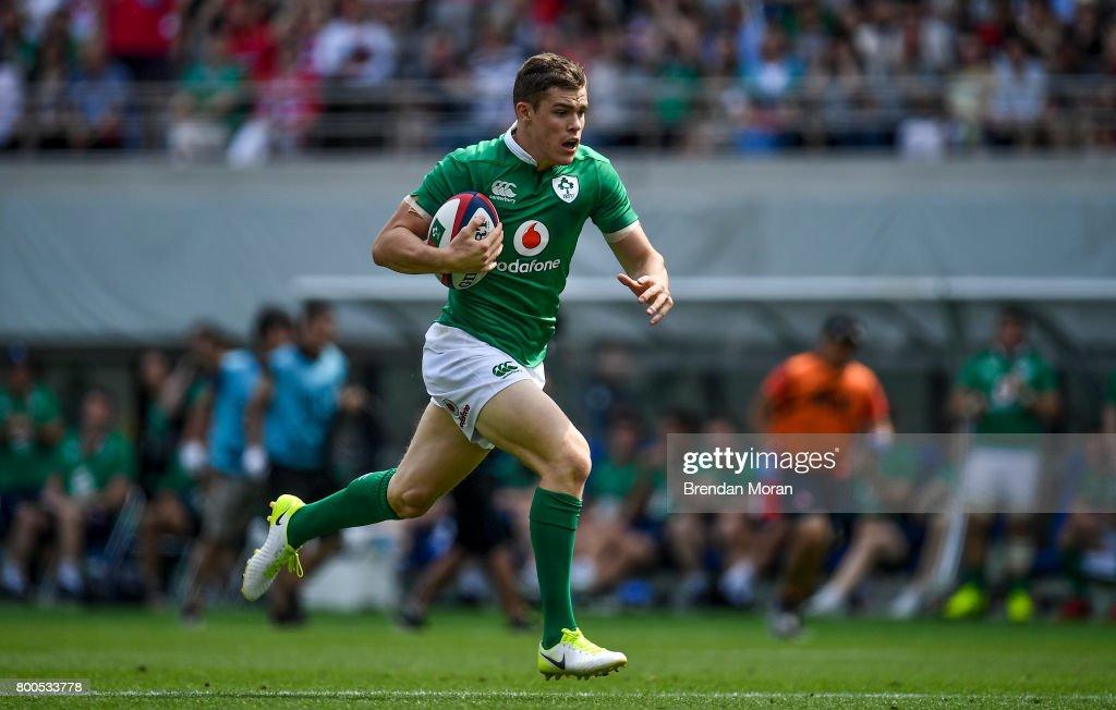 Japan v Ireland - International Match : News Photo