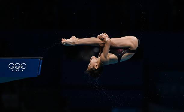 JPN: Diving - Olympics: Day 12