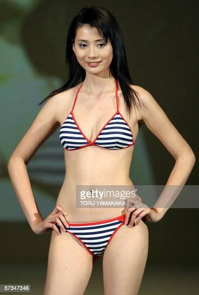 Teenage Chinese Fashion Model
