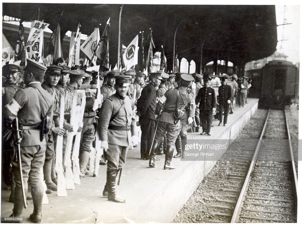 the latest consignment of japanese troops to leave the japanese