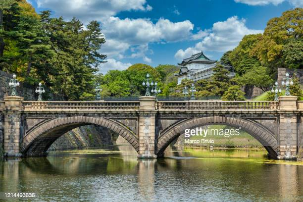 tokyo japan. the royal palace - marco brivio stock pictures, royalty-free photos & images