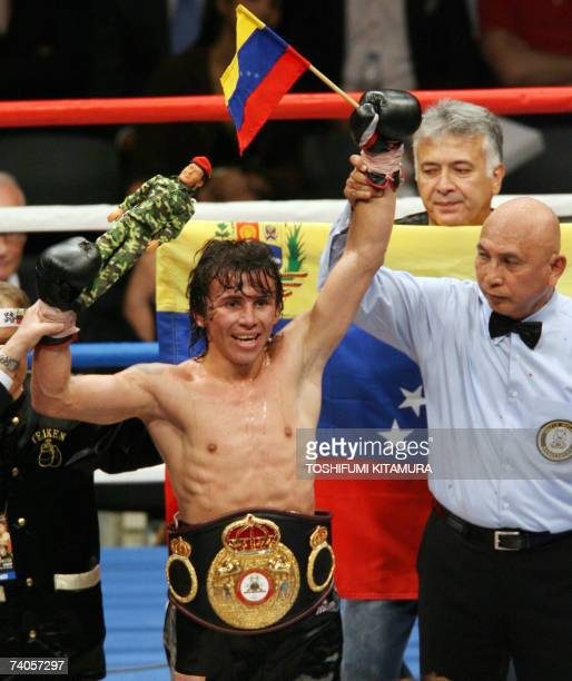 Edwin Valero Stock Photos And Pictures