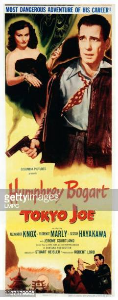 Florence Marly Humphrey Bogart 1949