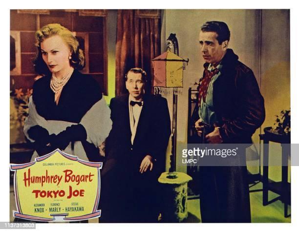 Florence Marly Alexander Knox Humphrey Bogart 1949