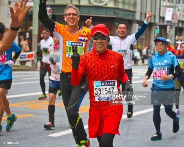 東京マラソン 2018