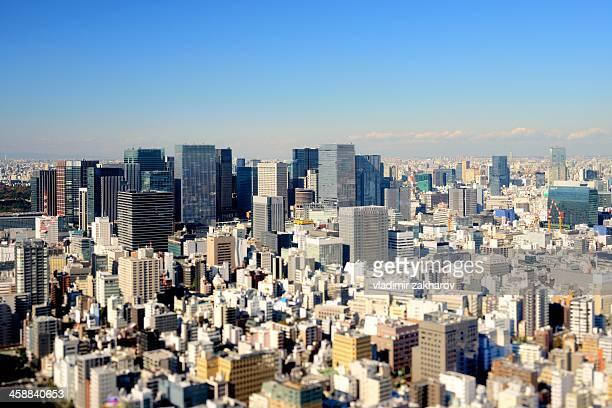 Tokyo, Marunouchi view