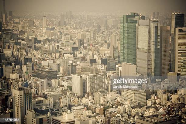 tokyo metropolis - jakob montrasio stock pictures, royalty-free photos & images