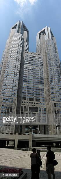 Tokyo Metropolitan Government Building June 2005