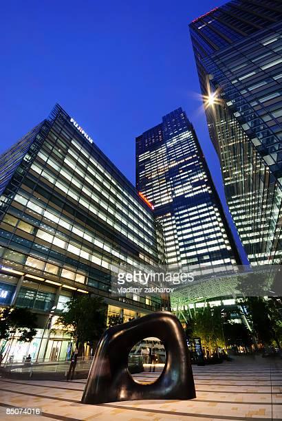 tokyo midtown - tokyo midtown stock pictures, royalty-free photos & images
