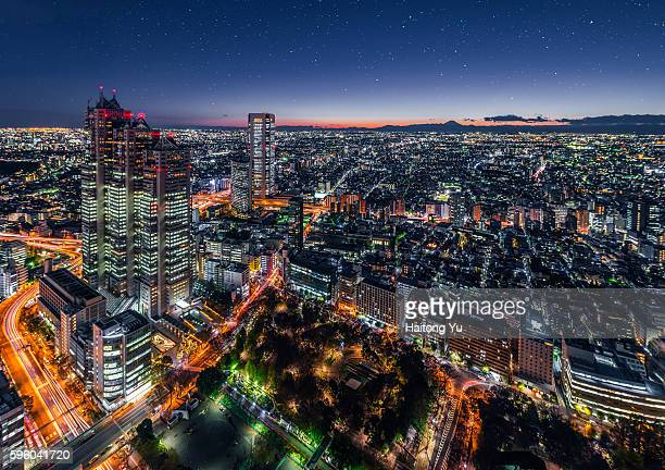 Tokyo nightscape