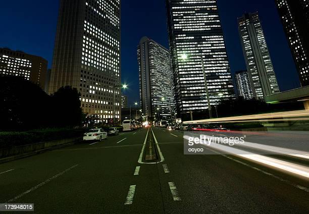 東京のオフィスビル