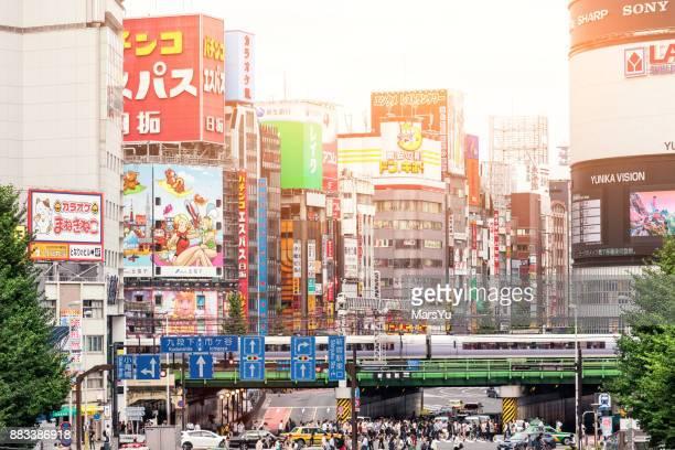 Tokyo Shinjuku Night Life