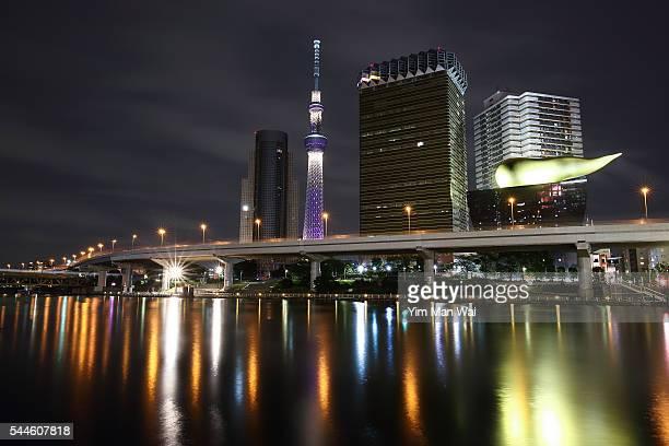 Tokyo Sky Tree in Japan