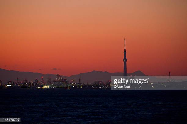 tokyo sky tree - nee nee fotografías e imágenes de stock