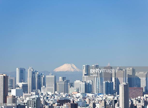 Toits de Tokyo