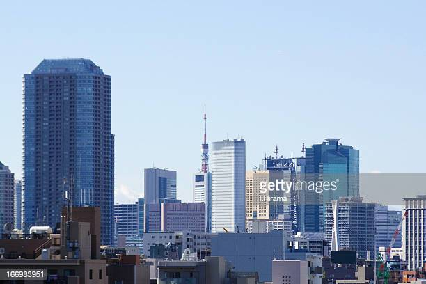 tokyo skyline - 2012 2013年 キプロス財政危機 stock pictures, royalty-free photos & images