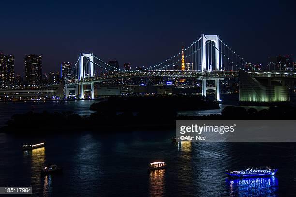 tokyo skyline - nee nee fotografías e imágenes de stock
