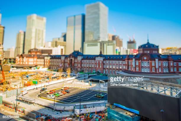 Tokyo Station Diorama
