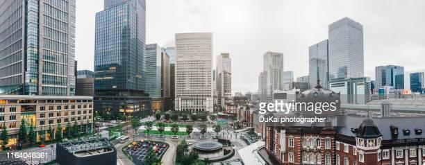 tokyo station - 丸の内 ストックフォトと画像