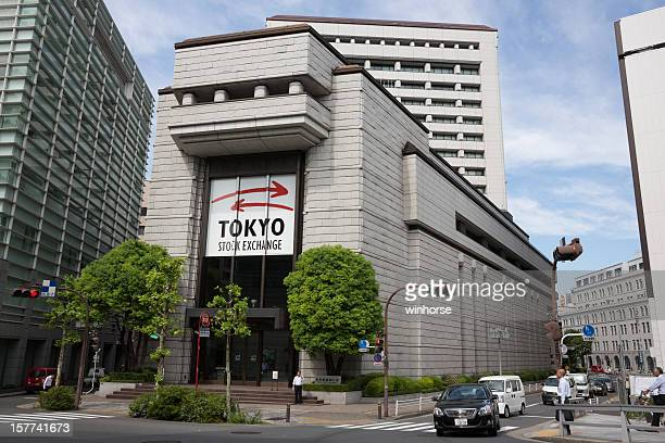 tokyo stock exchange - nikkei index stock pictures, royalty-free photos & images