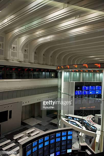 tokyo stock exchange,topix - topix stockfoto's en -beelden