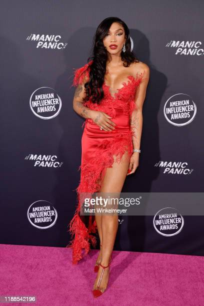 Tokyo Stylez attends the 2nd Annual American Influencer Awards at Dolby Theatre on November 18 2019 in Hollywood California