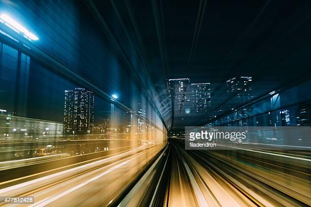 Tokyo U-Bahn-Titel