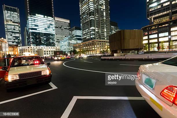 Des Taxis de nuit