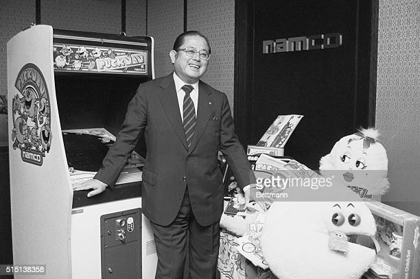 The spirit of Christmas future is personified by Masaya Nakamura founder of Namco Ltd and father of PacMan He is widely credited with masterminding...