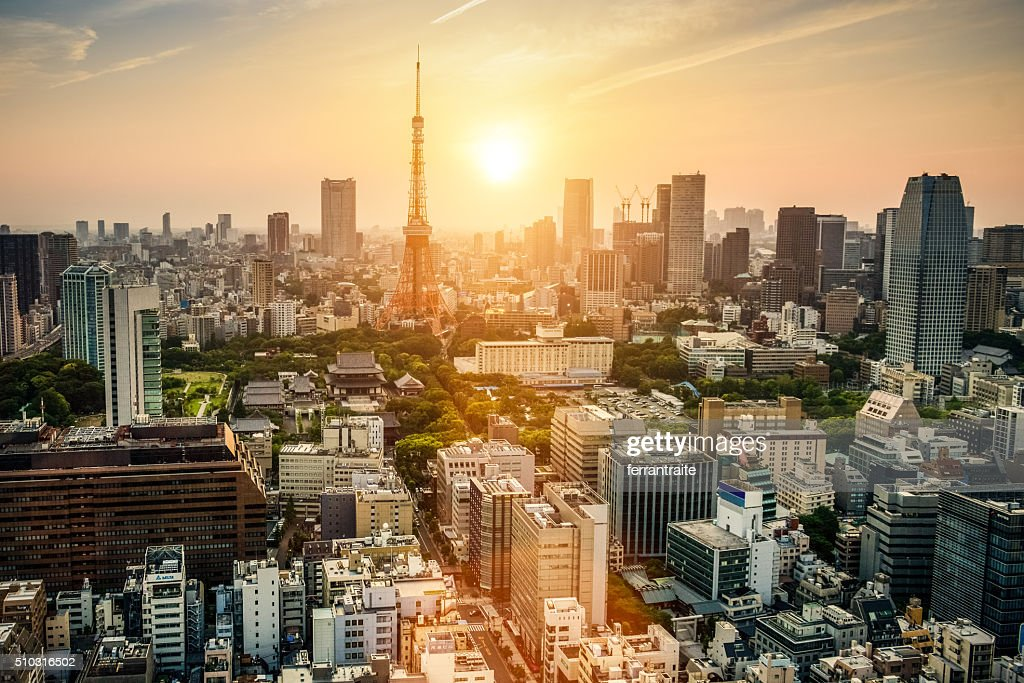 Tokyo Japan Stock Photos and Pictures Getty Images