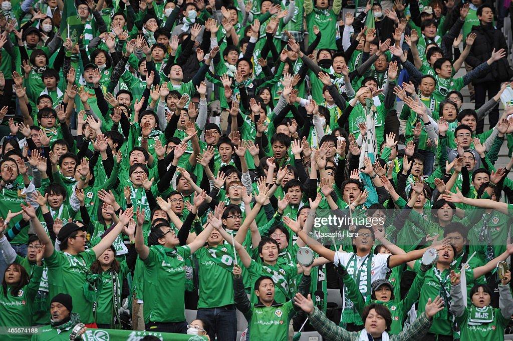 Tokyo Verdy v Cerezo Osaka - J.League 2 2015 : News Photo