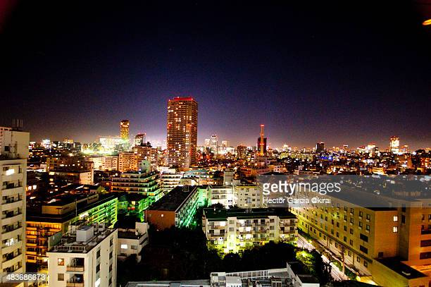 Tokyo view from Daikanyama