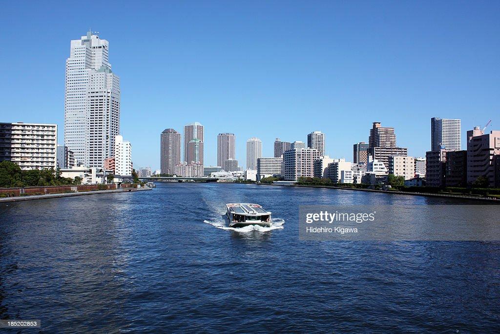 Tokyo Water Front : ストックフォト