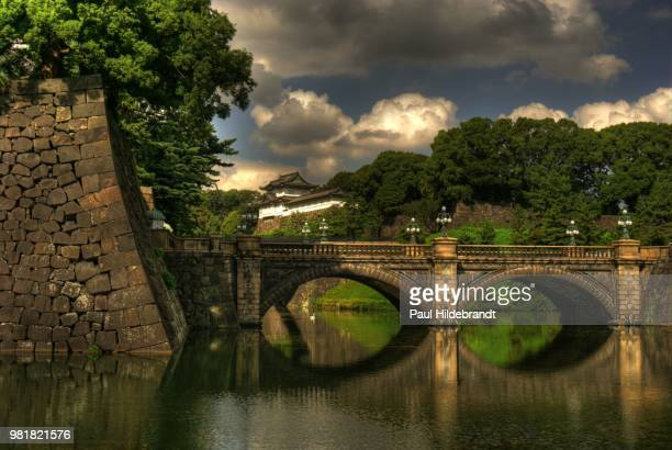 tokyo,japan - imperial palace tokyo stock pictures, royalty-free photos & images