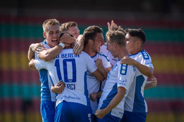 DEU: Berlin Cup - BFC Dynamo v VSG Altglienicke