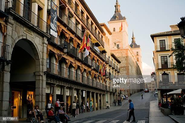 Toledo, Alcazar