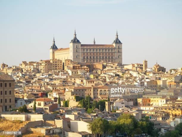 toledo city view - トレド ストックフォトと画像